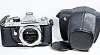 Pentax K2 film camera, in leather case