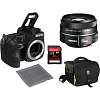 Pentax K-3 + free 50mm lens + bag : deal is still available!