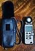 Sekonic L-358 light meter