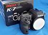 Pentax K-7 Body in Exc Cond (PRICE DROP/Low Shutter Count)