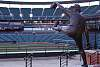 Jim Palmer Statue at Camden Yards