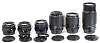 SMC pentax-M prime lenses: 50/1.7, 50/1.4, 100/4 macro, 135/3.5, 200/4