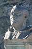 Franklin D. Roosevelt bust statue at G.C. Dam