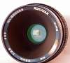 PK Rokunar 55mm F2.8 V-HQ (Very High Quality) 1:1 MC Macro, Like Panagor / Vivitar