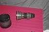 Tamron adaptall 2 300mm f2.8 60B set (PKA and Nikon adapter)