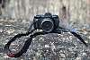 Pentax P3n with walking stick