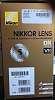 Nikon Nikkor 55-200mm F/4-5.6 DX AF-S VR IF A/M ED