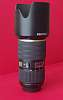 Pentax DA* 50-135mm Lens with Hood - Screw Drive Converted