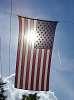 illumined flag...