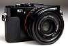 Sony RX1 compact camera w/FF sensor, Zeiss 35mm f2 lens, Leaf shutter
