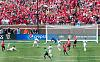 Guinness Cup: Manchester United vs Real Madrid at the Big House (Michigan Stadium)