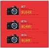 Australia - Sony A7 & A7R -$550 off