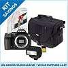 $396 shipped for Pentax K-50 + Flash + Bag + Card