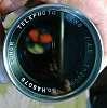 CUNOR Telephoto Lens 1:4.5 f=200mm