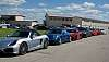 FA 31 Limited and a Plethora of Porsches