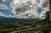 Parma's Hills and Landi Castle