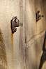 Door holder.