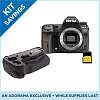 Pentax K3 with battery grip and Card 796.95 Adorama