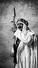 Tuareg musician