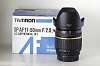 Tamron 17-50mm 2.8 (box and hood)
