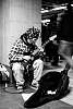 Boston street musician