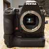 Pentax K-5 IIs with D-BG4