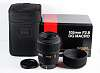 Sigma EX DG 105mm 2.8 AF macro. lastest version. like new in box.