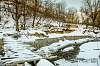 Snowy Shekarab Village