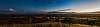 Post-sunset panorama