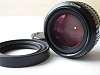 Pentax A 50mm f1.4 Lens w/ Hood - Pristine!