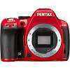 Red Pentax K-50 w/flash: $366