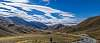 New Zealand-Lindis Pass to Wanaka