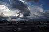 Dramatic cloud day.