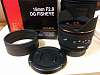 Sigma 15mm f2.8 EX DG Fisheye (Mint) -- price reduced