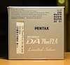 Pentax DA 70mm f/2.4 ltd silver