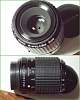 Pentax smc-A 100mm f/4 Macro 1:2 (lower price)