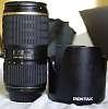2 x Pentax DA* 50-135mm 2.8