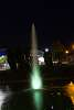 Color Changing Fountain in Zrenjanin