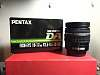 Pentax DA 10-17mm **Mint/Like New**
