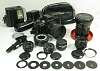 Pentax 110 lenses, adapter, filters and misc extras