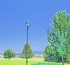 Pastel Lamp