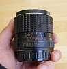 Lenses: F135, F35-70, K 35/2, DA 55-300; ZX-7 kit; Yvar lenses/Bolex