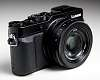 Panasonic LX100 large-sensor luxury compact camera