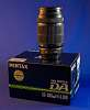 Pentax budget zoom lens DA L 55-300mm (incl. B+W filter) - Reduced