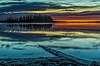 Astotin Lake - Post Sunset
