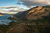 The Columbia River Gorge from Rowena Crest viewpoint