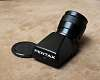 PEntax LX accessories - FB-1 viewfinder with FD-1 magnifier, Focusing Screen SE-20
