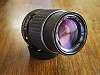 SMC Pentax-M 135/3.5 EX w/original case