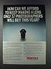 Pentax-A 15mm f/3.5