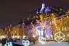 Ljubljana winter spirit